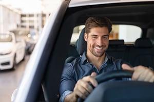 Man Driving a Car (for Feb 2020 Blog Post)